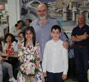 Nombramiento Inés-Hugo y Miquelo
