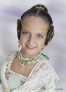 Marta Tarragó Esteve  Falla Albacete-Marvá