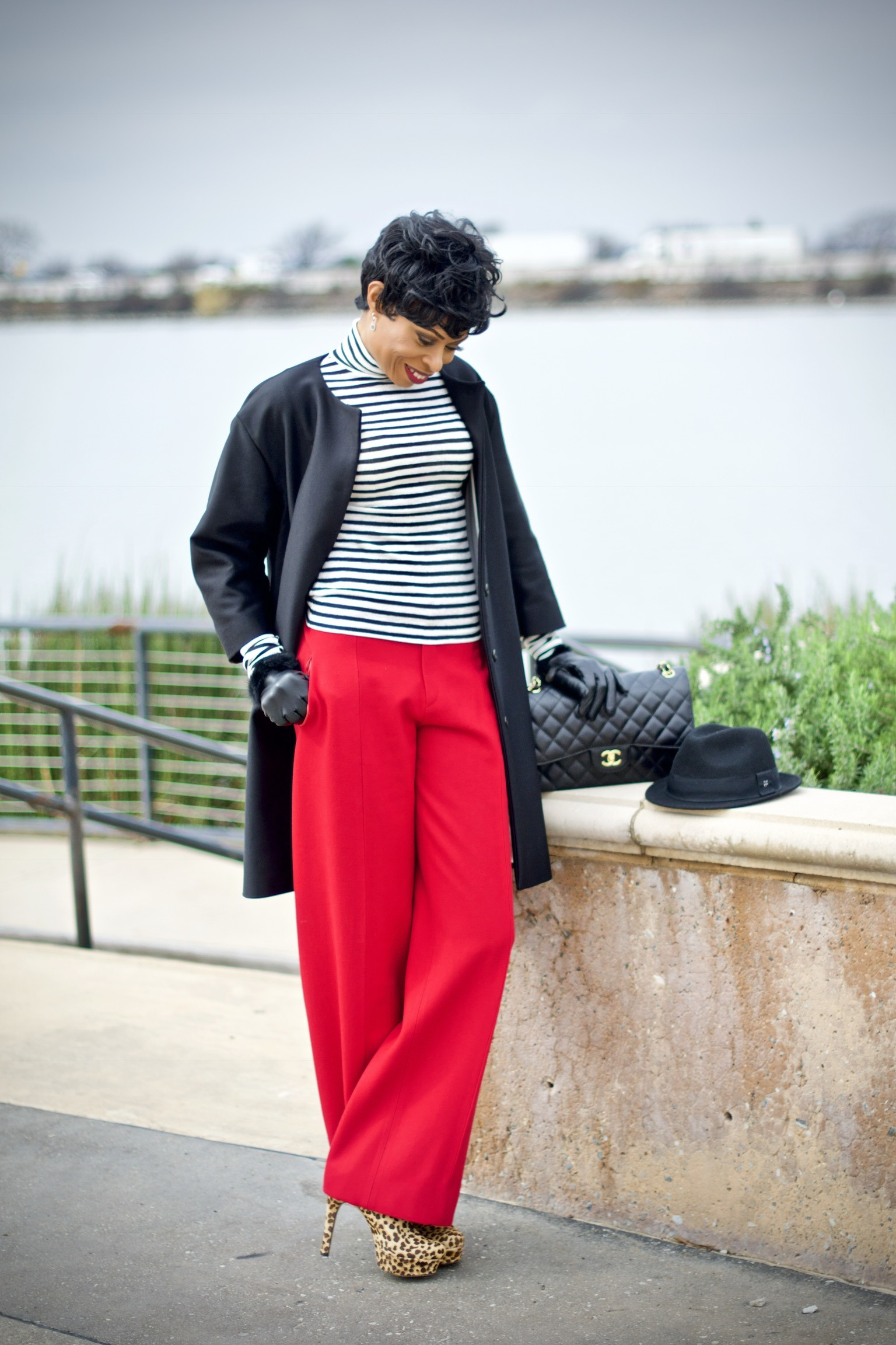 why you need a Breton top, plus styling tips