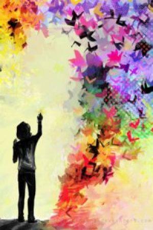 Uma vida mais colorida