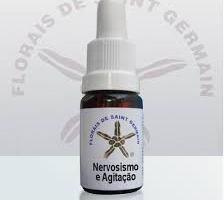 Fórmula FSG – Nervosismo/Agitação