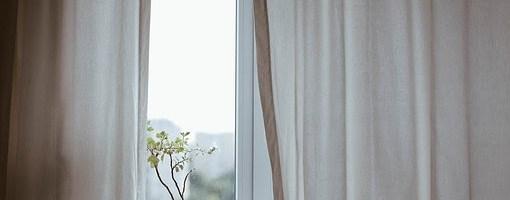 A Minha Casa e Eu: Chegada da primavera, é hora de lavar cortinados!