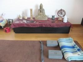 Os acessórios no Yoga