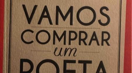 """""""Vamos Comprar Um Poeta"""", por Afonso Cruz"""