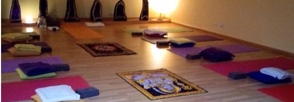 Yoga: Para relaxar