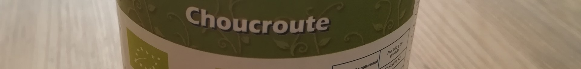 Somos Bio: Choucroute
