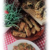 Tertúlias com sabor: Do forno para a toalha do picnic