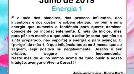 Números com vida: Julho de 2019