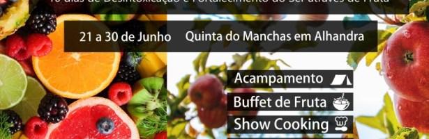 """Evento """"Vivência de Frutificação"""", por Cláudia Botas"""