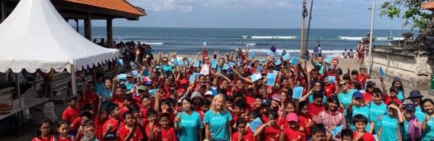 Cuidemos do nosso Planeta: Voluntariado ambiental com a Ocean Mimic