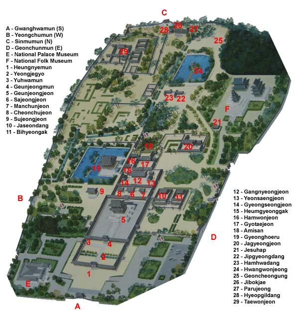 Mapa: Art and Archeoplogy
