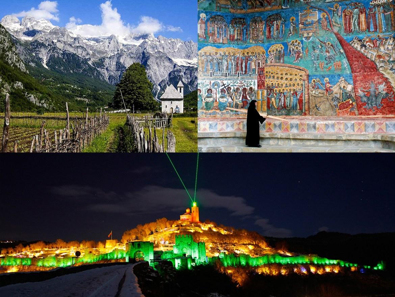 balcans, europa, leste europeu, viagem, viajar barato, Romenia, Bulgaria, Albania