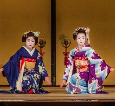 Cultura japonesa em Quioto, conheça o Gion Corner