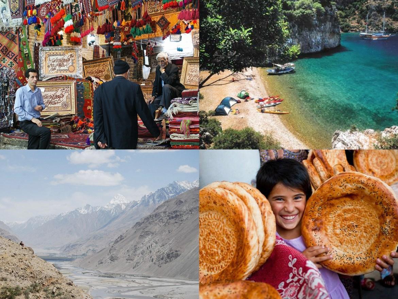rota da seda, europa, asia central, viagem, viajar barato, Irã, Uzbequistão, Turquia, Afeganistão