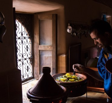 Ait Benhaddou – onde se hospedar