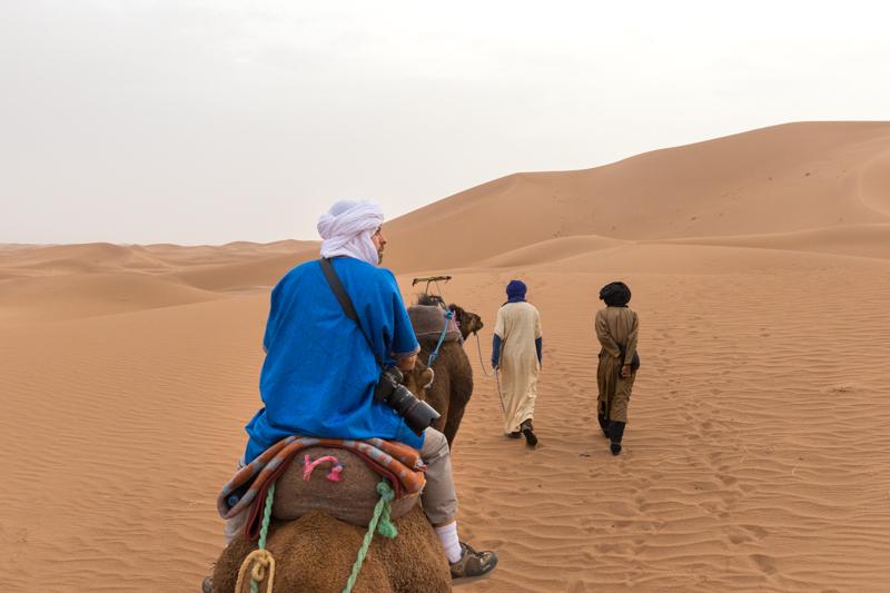 Viver a Viagem - Erg Chigaga - Marrocos - Alexandre Disaro - 93