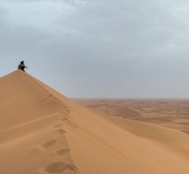 Erg Chigaga - expedição ao deserto