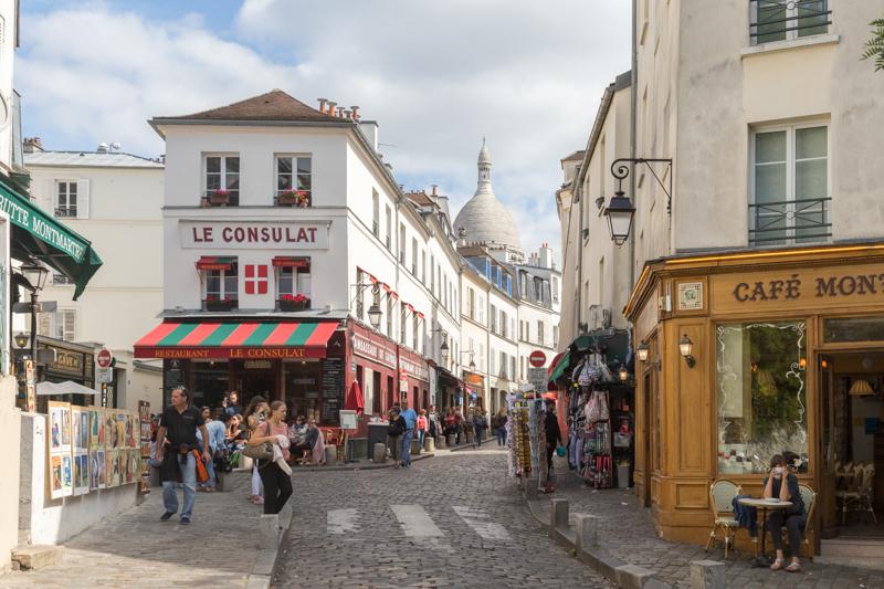 dicas de Londres Paris