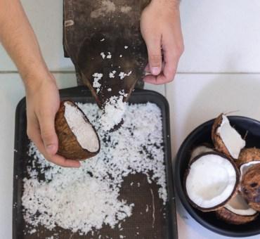 Cocada de forno, um gostinho de Alagoas!