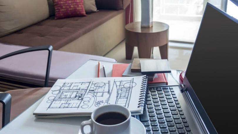 Imagem trabalhar em casa
