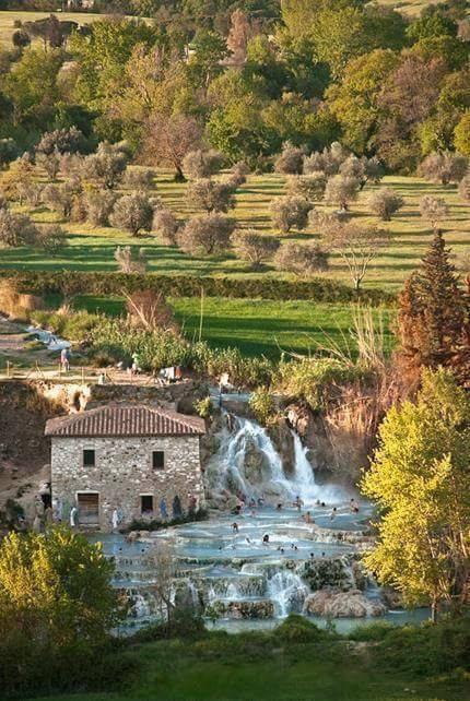 Terme di SaturniaToscana  Vivere La Toscana