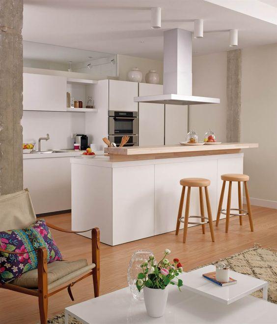 Idee e soluzioni > open space: Open Space 7 Idee Per Dividere Cucina E Soggiorno Vivere Lo Stile