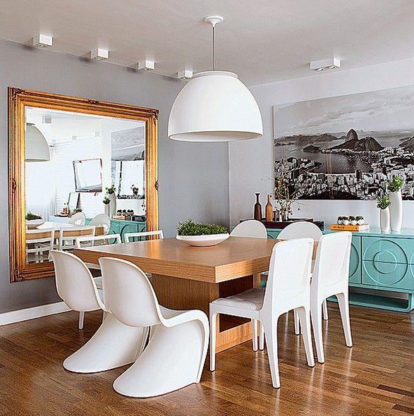 Lindas ideias de quadros para sala de jantar  Viver em Casa