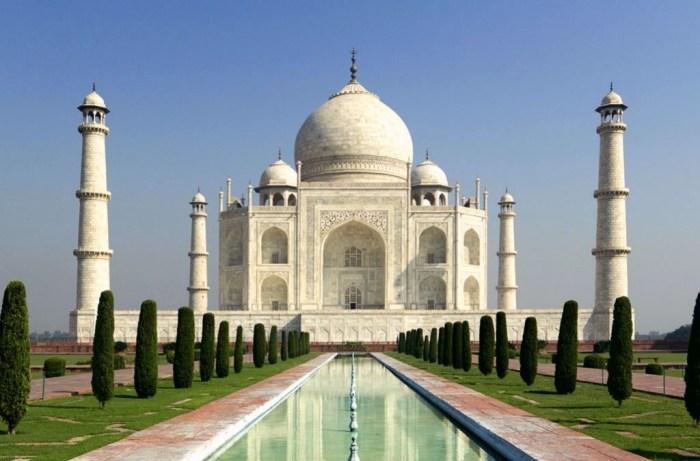Taj Mahal - India, Agra