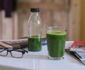 Green Smoothie, ricetta di Gordon Ramsay, sì, avete letto bene!