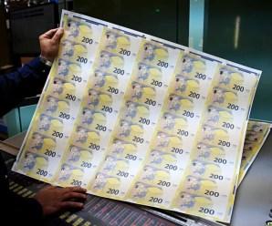 Le nuove banconote vegane da 100 e 200 euro