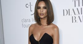 Captures Emily Ratajkowski in her pajamas after losing his dog