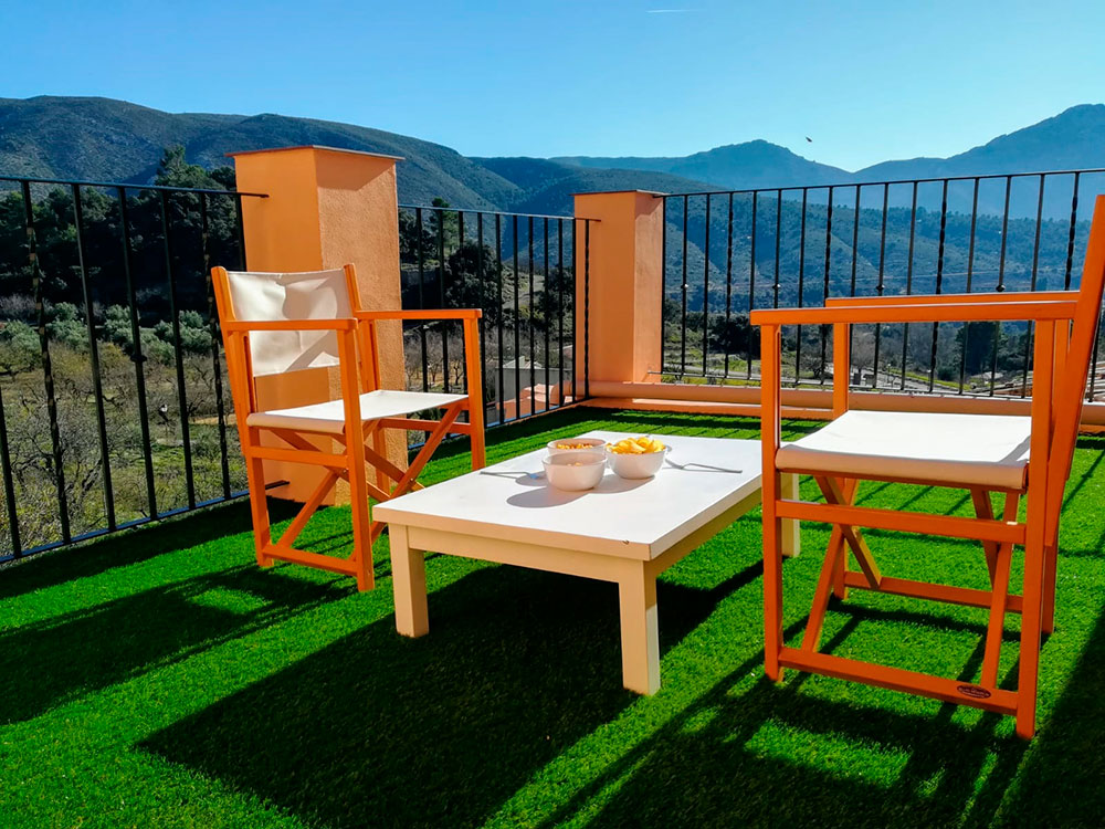 Alojamiento y restauración montaña Alicante