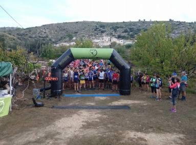 Trail running Alicante