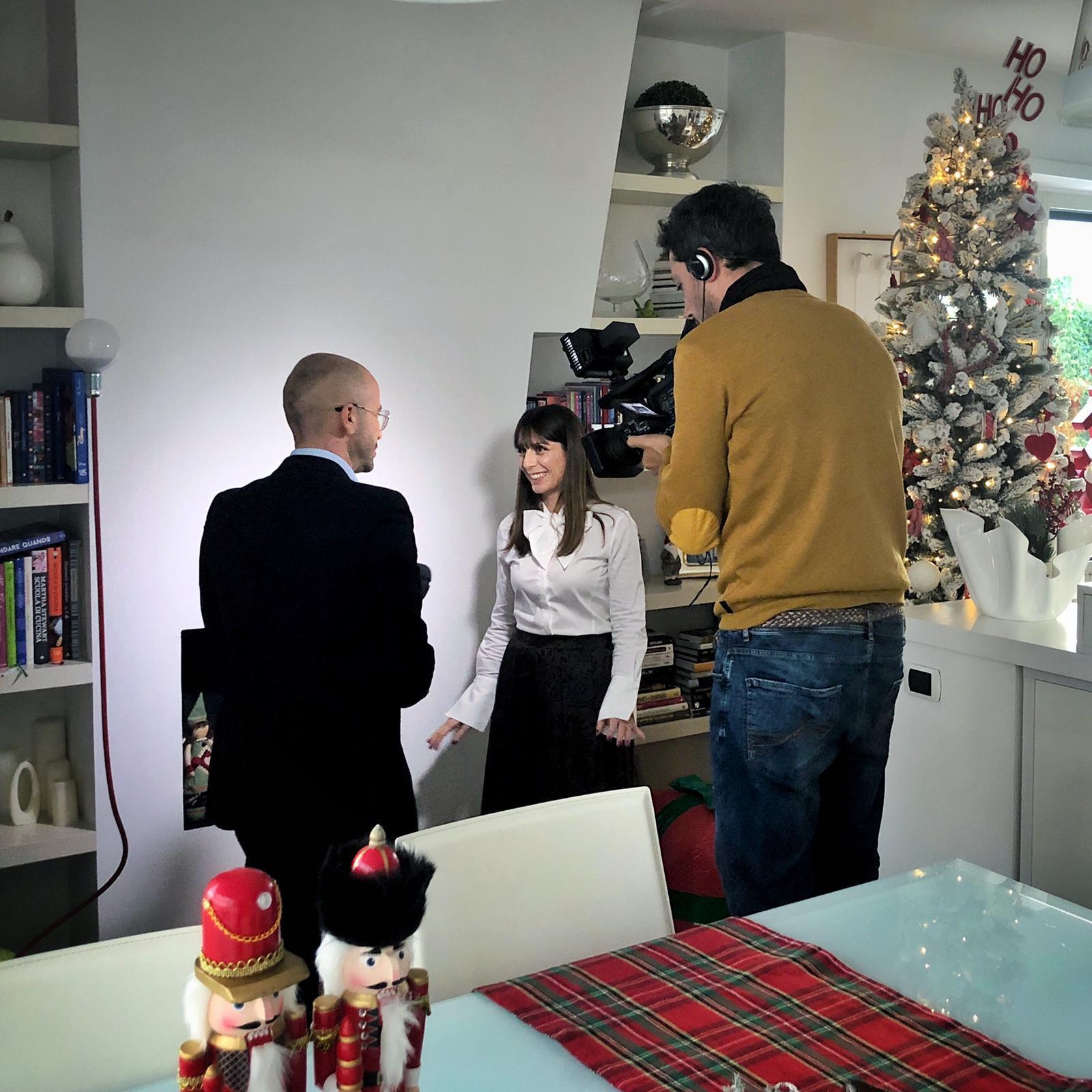 Intervista TG4 – Viviana Grunert - 20 Dicembre 2018