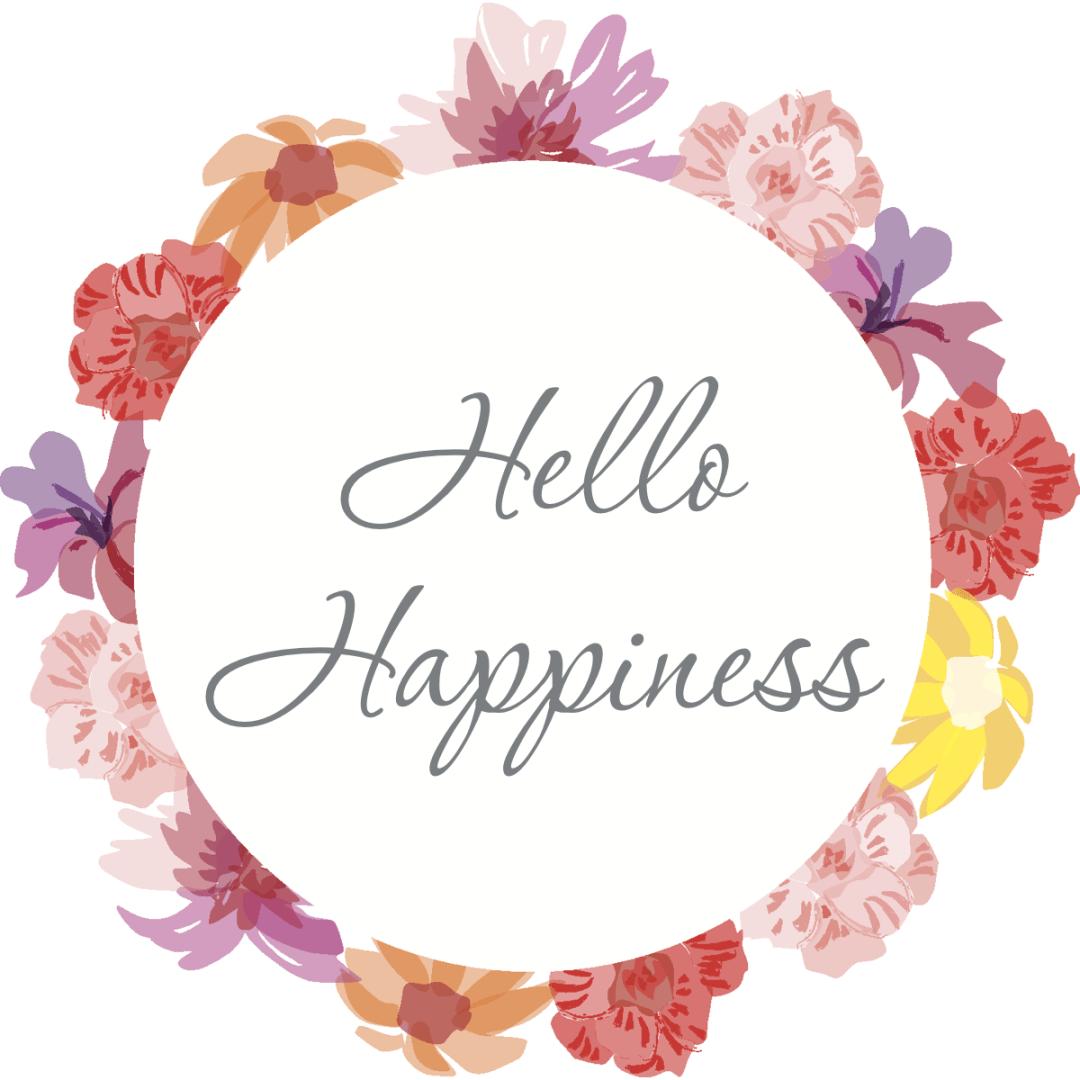 Hello happiness!