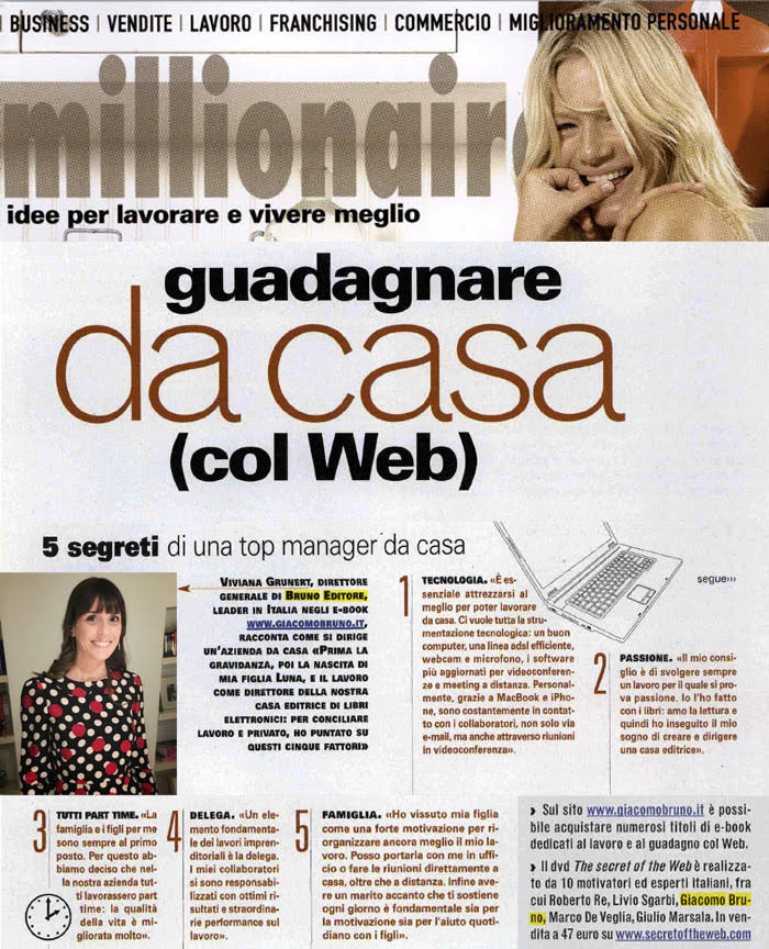 Intervista - Millionaire