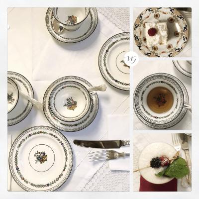 Victorian Cocktail Party: il Tea di Megan e Harry da Babingtons