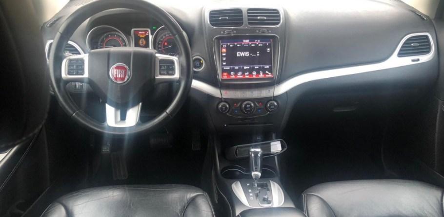 FIAT Freemont 3.6 V6 Lounge