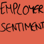 Employer sentiment