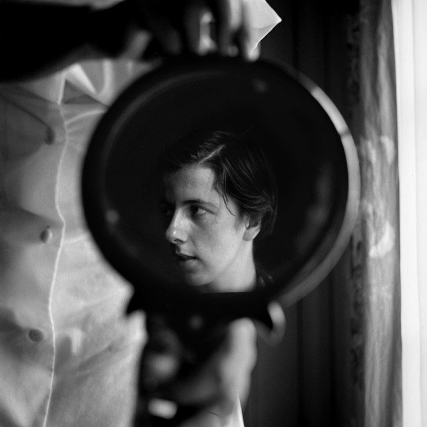 Self Portrait, 1955