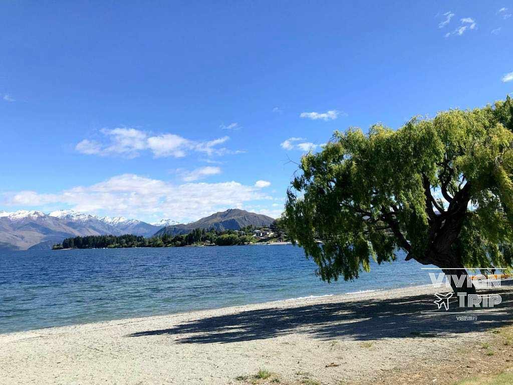 瓦納卡湖 Wanake Lake - V妞的旅行