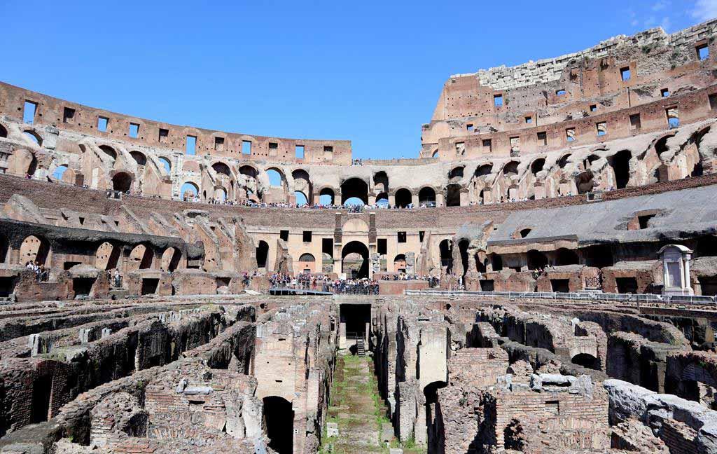 羅馬競技場 - V妞的旅行
