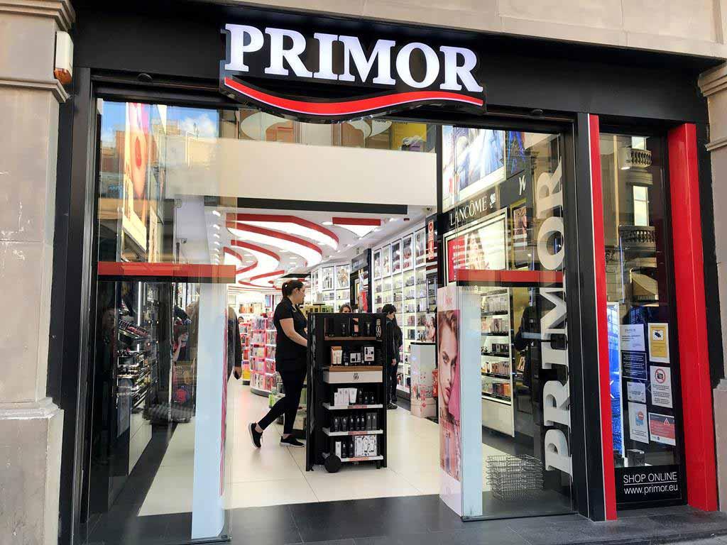 PRIMOR藥妝店 - V妞的旅行