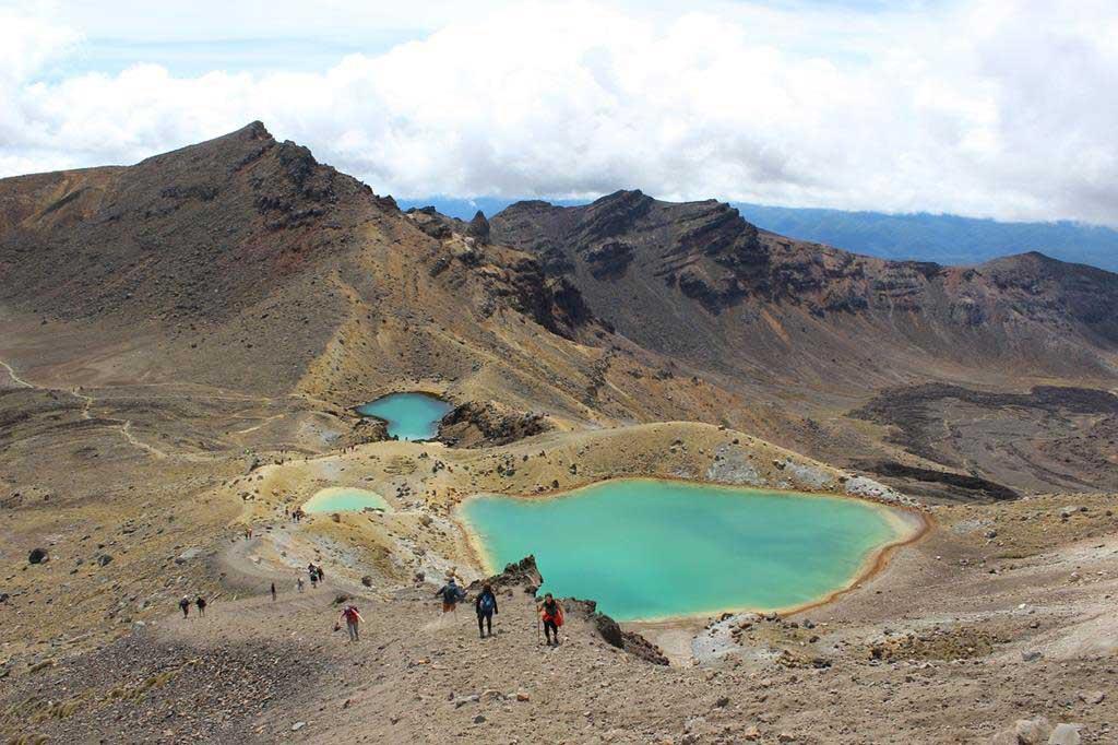 東格里羅國家公園 Tongariro National Park - V妞的旅行