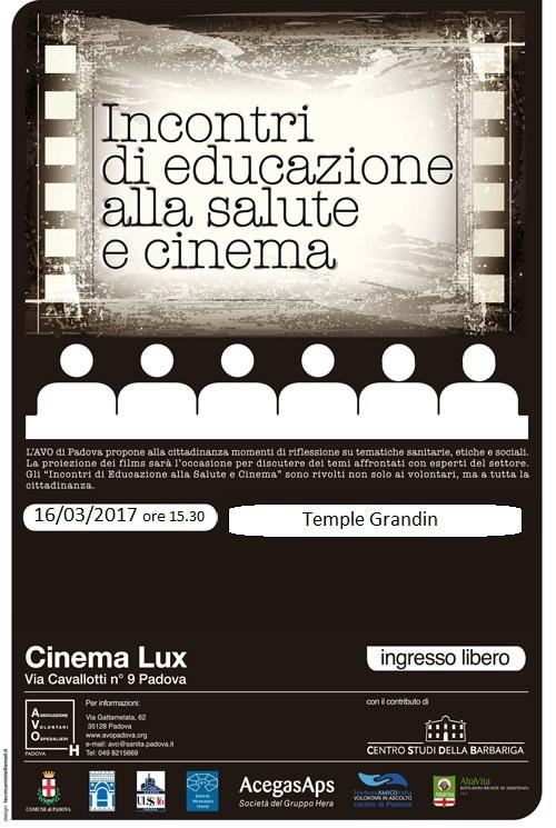 educazione alla salute e cinema