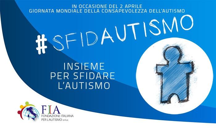 settimana blu per l'autismo