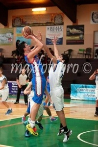 InTo Rome Tournament U15: Vivi Basket chiude al sesto posto