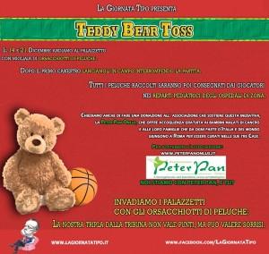 Teddy Bear toss, Natale di gioia per tutti al Polifunzionale di Soccavo con Vivi Basket