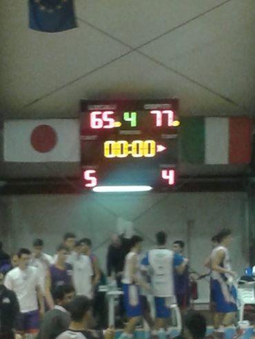 Under 17 Eccellenza: Vivi Basket sbanca il Lido di Roma
