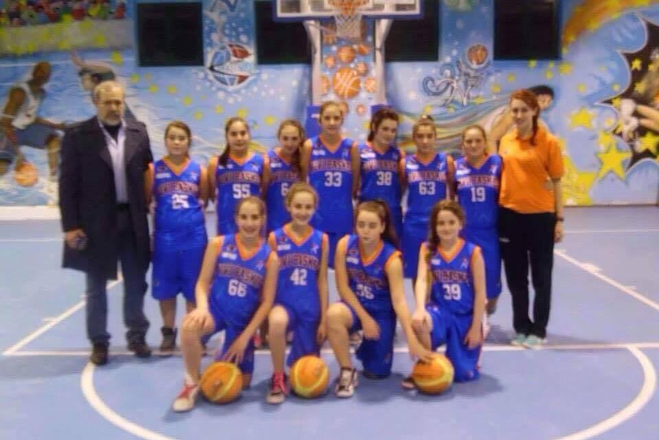 Under 13 Femminile: vincono ad Avellino le ragazze Vivi Basket